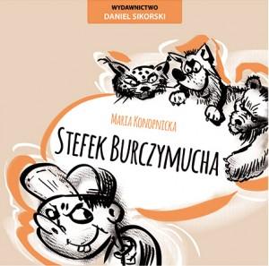 stefek_burczymucha_wydawnictwo daniel sikorski