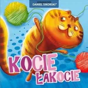 Daniel Sikorski_Kocie_lakocie_okladka_01